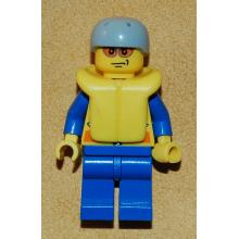 cty078 - Coast Guard City Speedboat Pilot
